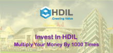 Invest In HDIL And Multiply Your Money By 1000 Times From BuzzingStocks Akme Consulting akme.co.in