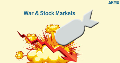 how geopolitical tensions & war affects stock markets akme