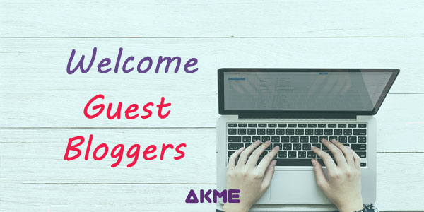 Submit Guest Post - AKME