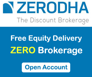 Open Demat and Trading Account with Zerodha